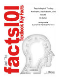 Psychological Testing, Principles, Applications, and Issues