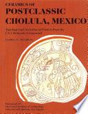 Ceramics of Postclassic Cholula  Mexico