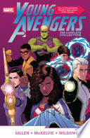 Young Avengers By Gillen Mckelvie The Complete Collection