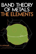 Band Theory of Metals