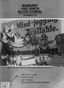 Community and Junior College Journal
