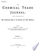 The Chemical Trade Journal and Oil  Paint and Colour Review