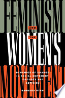 Feminism and the Women s Movement