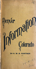 Information of Denver  Colorado