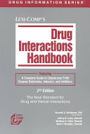 Lexi Comp s Drug Interactions Handbook