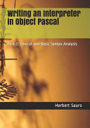 Writing an Interpreter in Object Pascal
