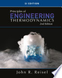 Principles of Engineering Thermodynamics, SI Edition