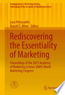 Rediscovering the Essentiality of Marketing