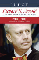 Judge Richard S Arnold