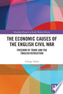 The Economic Causes Of The English Civil War