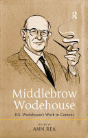 Middlebrow Wodehouse Pdf/ePub eBook