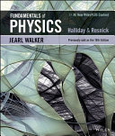 Halliday and Resnick Fundamentals of Physics