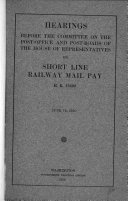 Railway Mail Pay