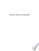 Charleston Conference Proceedings 2005 Book PDF