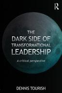 The Dark Side of Transformational Leadership Pdf/ePub eBook