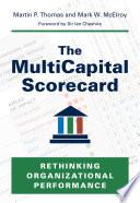 The MultiCapital Scorecard