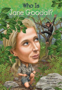Who is Jane Goodall  Book PDF