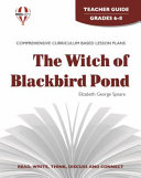 The Witch Of Blackbird Pond Pdf/ePub eBook