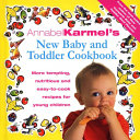 New Baby and Toddler Cookbook
