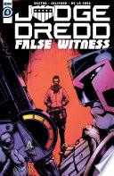 Judge Dredd  False Witness  4