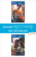 Harlequin Nocturne July 2016 Box Set