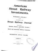 American Street Railway Investments