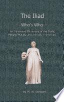 The Iliad   Who s Who