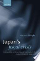Japan s Fiscal Crisis