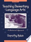 Teaching Elementary Language Arts