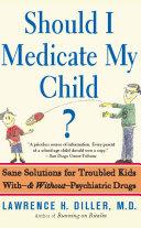 Should I Medicate My Child? Pdf/ePub eBook