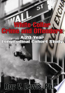 White Collar Crime And Offenders