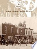 A Chronicle of Walnut Station   Walnut Grove Book PDF