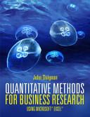 Quantitative Methods for Br