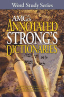 AMG's Annotated Strong's Dictionaries
