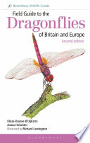 Field Guide to the Dragonflies of Britain and Europe  2nd edition