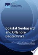 Coastal Geohazard and Offshore Geotechnics Book