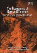 The Economics of Energy Efficiency