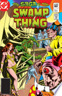 The Saga of the Swamp Thing (1982-) #7