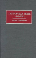 The Popular Press  1833 1865