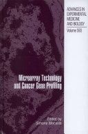 Microarray Technology and Cancer Gene Profiling ebook