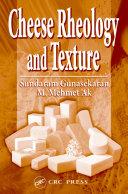 Cheese Rheology and Texture Pdf/ePub eBook