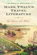 Mark Twain  s Travel Literature