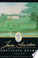 Jane Austen  Obstinate Heart