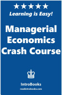 Managerial Economics Crash Course