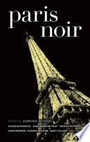 Paris Noir Book PDF