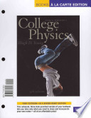 College Physics, Books a la Carte Edition