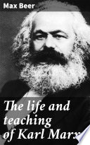The life and teaching of Karl Marx Book PDF