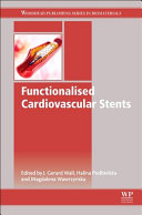 Functionalised Cardiovascular Stents Book