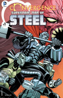Convergence  Superman  Man of Steel  2015    1