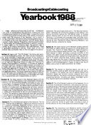 Broadcasting Cablecasting Yearbook